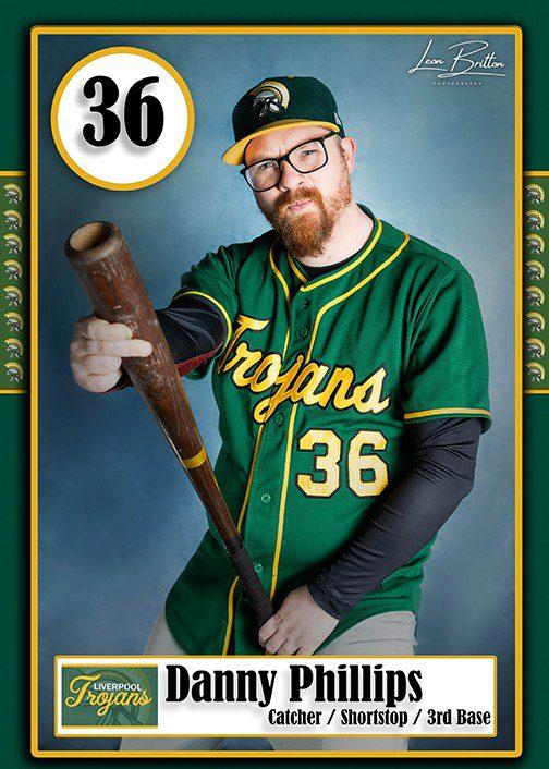 liverpool Trojans baseball leon britton photography