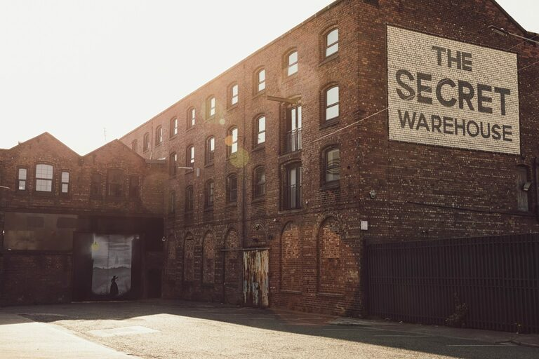 The Secret Warehouse, Syren Street Liverpool