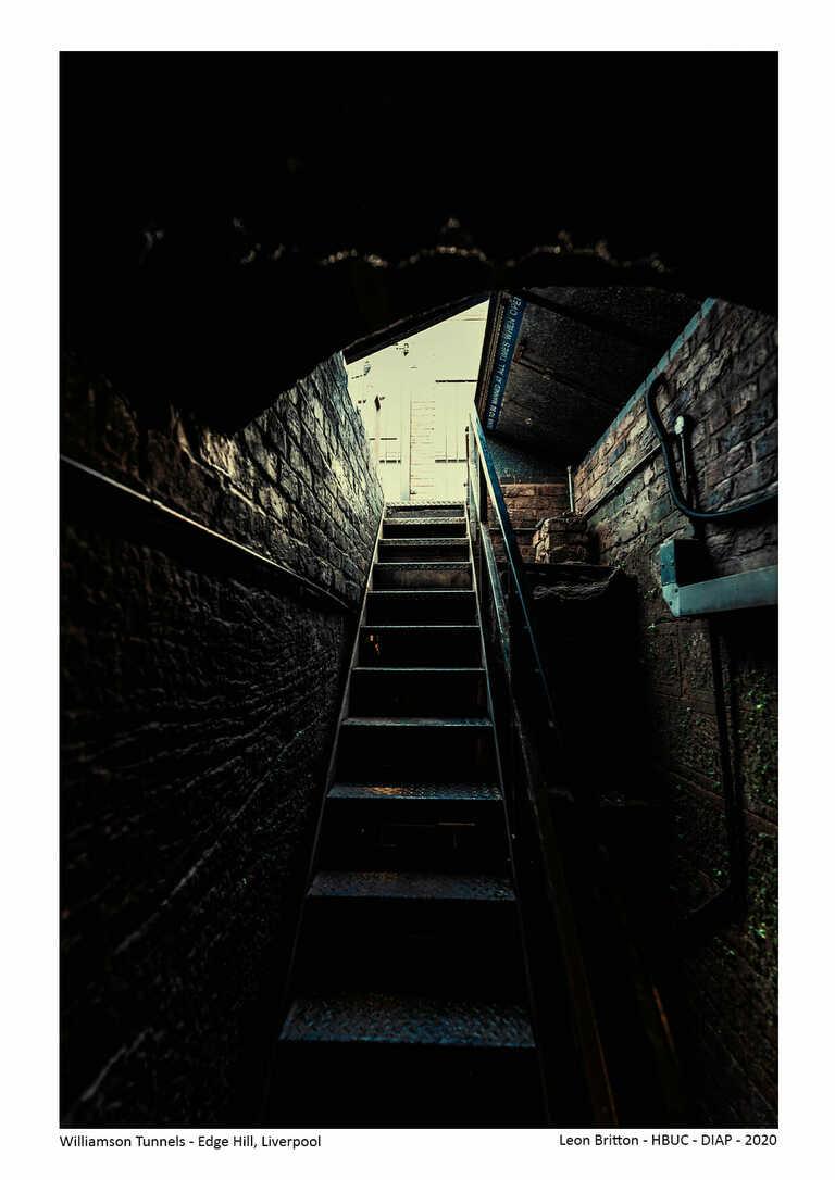 Williamson tunnels