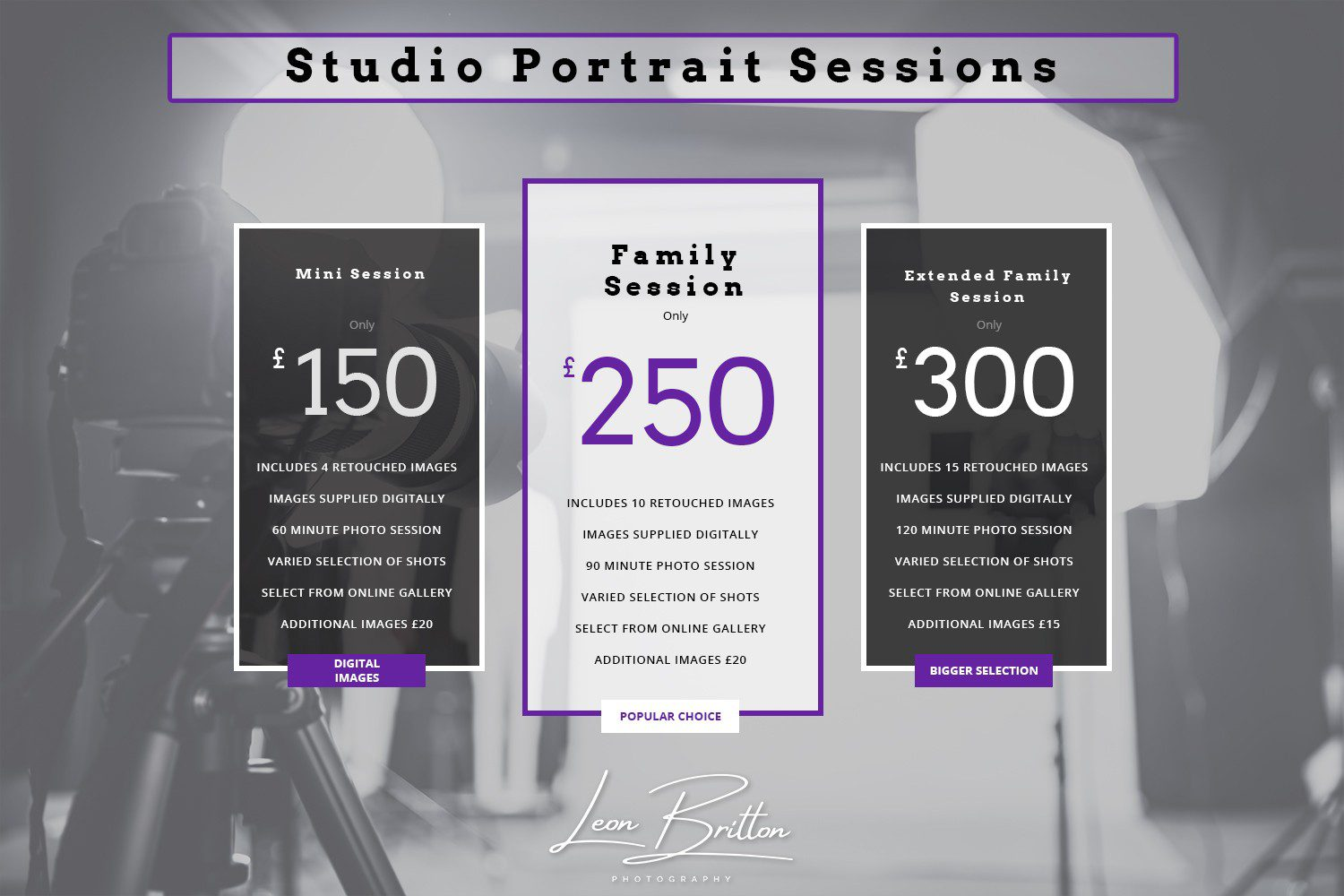 liverpool Portrait photography sessions